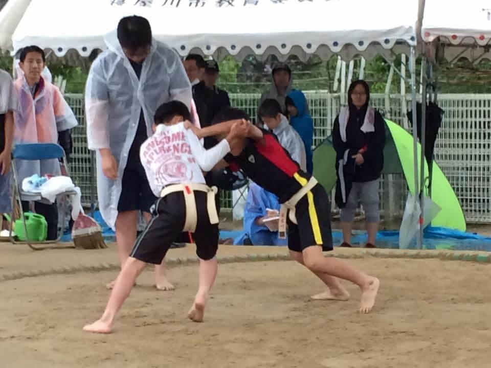 第34回わんぱく相撲寝屋川春場所